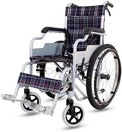 自走式 車いす 自走用車椅子 軽量 折りたたみ自走介助兼用高齢者ポータブルメッシュ通気性ノーパンクタイヤ 座幅 38 cm