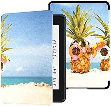 Kindle Paperwhite E-Reader Funda Protectora Happy Pineapple ...