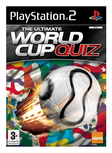 The Ultimate World Cup Quiz (PS2) by Oxygen Interactive
