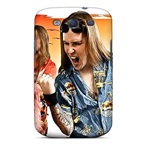 Samsung Galaxy S3 DxF18567Ycga Special Colorful Design Children Of Bodom Band Series Anti-Scratch Hard Phone Covers -AshleySimms