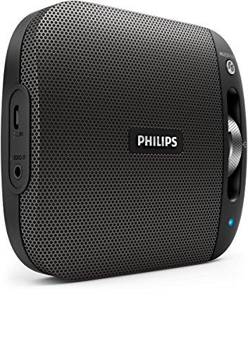 Philips MEJORES Altavoces Bluetooth PORTÁTILES