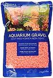 Marina 12464 Orange Decorative Aquarium Gravel, 2kg, 4.4-Pound