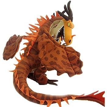 OlgaToys How To Train Your Dragon Stuffed Animal Dragon sitting 14.5