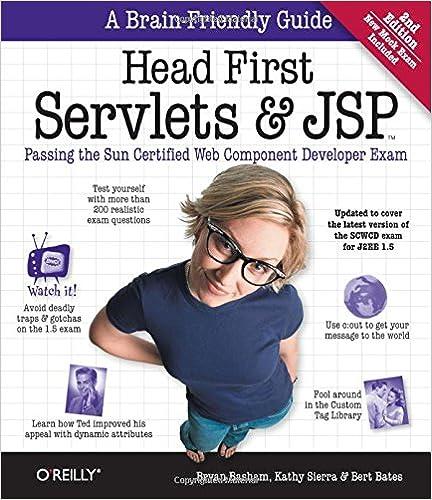 Head Start Java Book