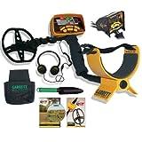 Garrett Ace 350 Metal Detector Treasure Hunter Package W/Free Headphones & DVD