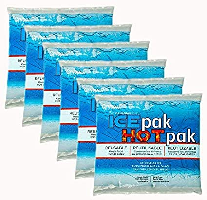 Cryopak 3 Ice Packs for Use in Insulated sacs et Coolers