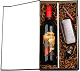 Ultimate Zombie Fan Red Wine Gift Set
