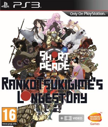 Short Peace: Ranko Tsukigime's Longest Day [PlayStation 3, PS3]