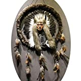 HFLJN Wall Decorations, Wall Hangings, Indian Dream Catcher, Restaurant, Wall Hangings
