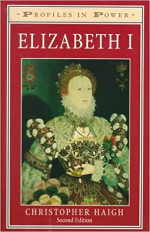 Book Elizabeth I (Profiles in Power) by Christopher Haigh (1998-07-01)