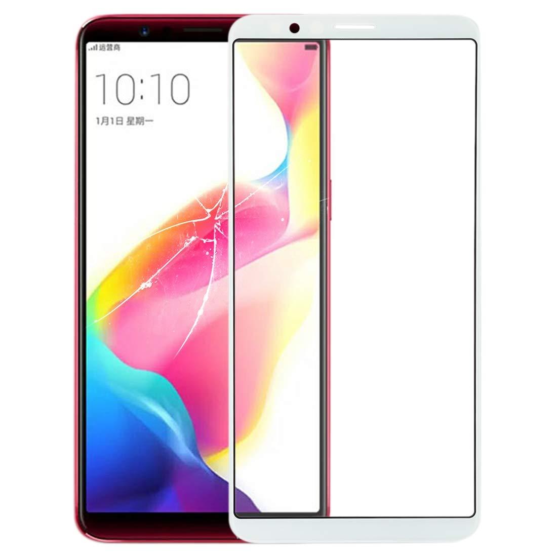 JUNXI Phone Lente de Cristal Exterior de la Pantalla Frontal for ...