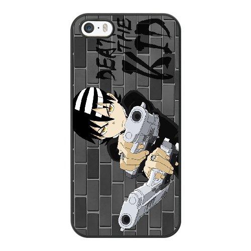 Coque,Coque iphone 5 5S SE Case Coque, Soul Eater Cover For Coque iphone 5 5S SE Cell Phone Case Cover Noir