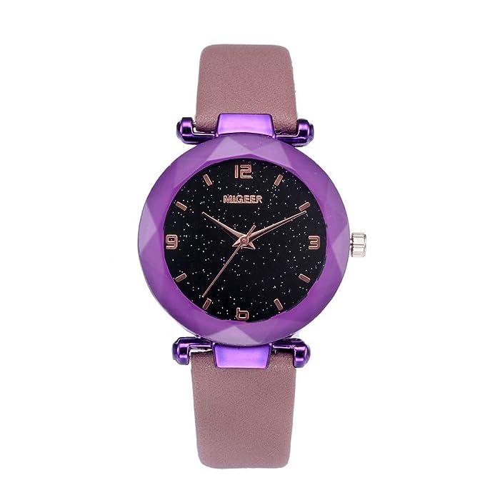 Reloj para Hombre,Reloj de Cuarzo Trend Style diseño Retro y Reloj ...