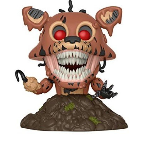 Funko Pop Books: Five Nights At Freddy's-Twisted Foxy Collec