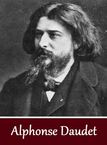 Works of Alphonse Daudet (7 books)