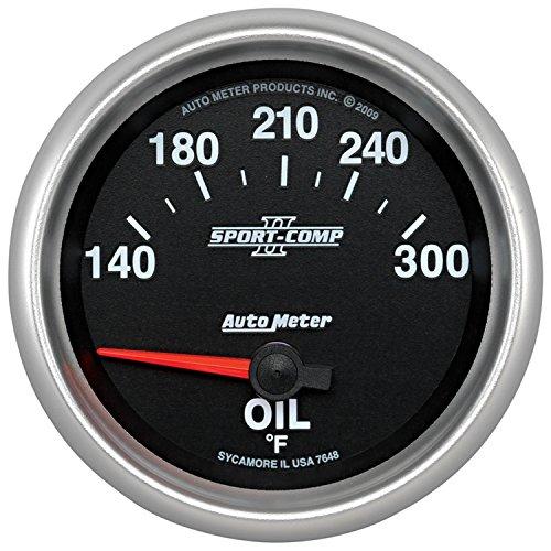 Auto Meter 7648 Sport-Comp II 2-5/8