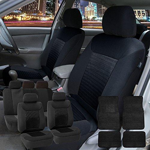 fh fb062115 premium fabric car seat covers