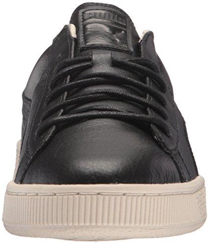 Cestino da uomo Classic Citi Fashion Sneaker, Puma Black, 4.5 M US