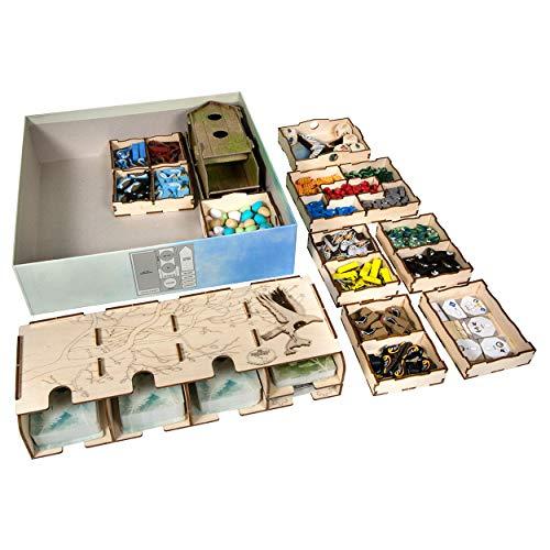 The Broken Token Box Organizer for Wingspan
