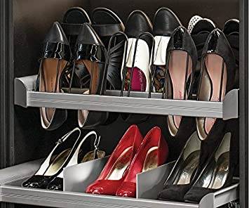 Superieur Pull Out Shoe Rack For Closet ENGAGE By Hafele (30u0027) Matt Nickel