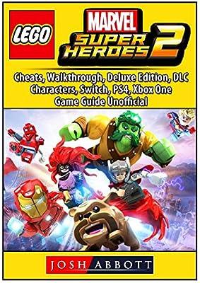 Lego Marvel Super Heroes 2, Cheats, Walkthrough, Deluxe Edition ...