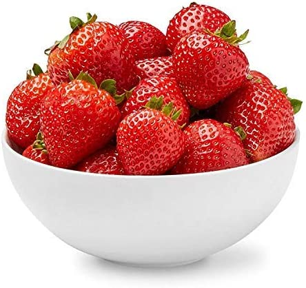 Organic Strawberries, 16 Ounce