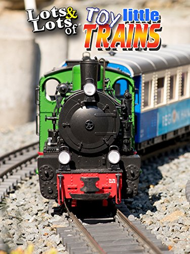 Lots & Lots of Little Toy Trains (Special Along Christmas Sing Songs)