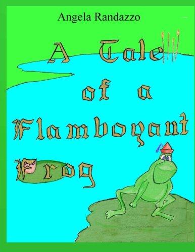 Download A Tale of a Flamboyant Frog pdf epub