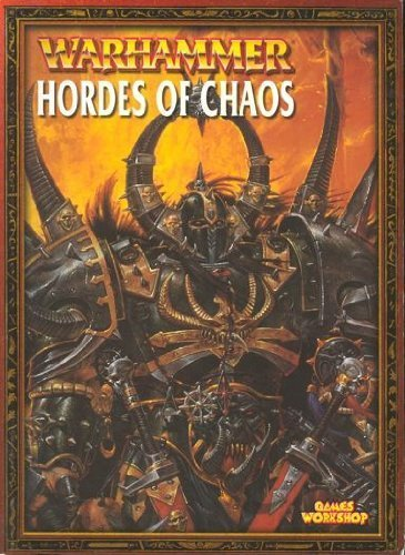 Hordes of Chaos (Warhammer Armies) by Thorpe, Gavin, Priestley, Rick, Reynolds, Anthony (2001) Paperback