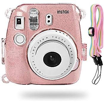 e08d240c7d8a Katia Camera Case Bag Compatible for Fujifilm Instax Mini 9 Instant Camera