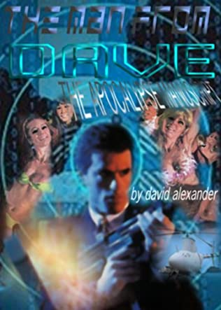 book cover of The Man From D.A.V.E.