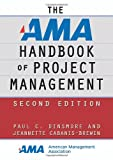 img - for AMA Handbook of Project Management, Second Edition book / textbook / text book