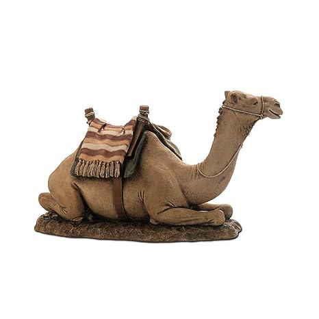 Amazon.com: Moranduzzo Camel, Resina, 7.9 in, Multicolor ...