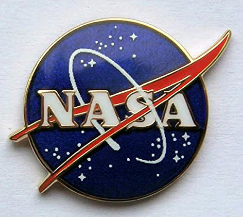 Nasa Vector Logo Pin Official Nasa Space Program