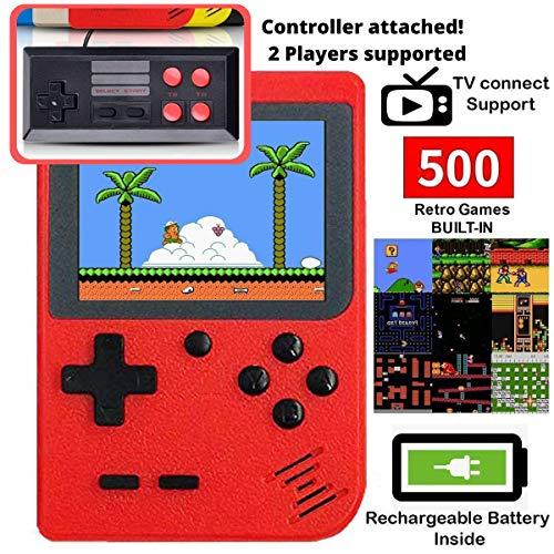 DigitCont Retro Game Console