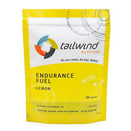 Tailwind Nutrition Endurance Fuel Lemon 50 Serving (Foot Cramp That Won T Go Away)
