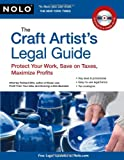 The Craft Artist's Legal Guide, Richard Stim, 1413312128