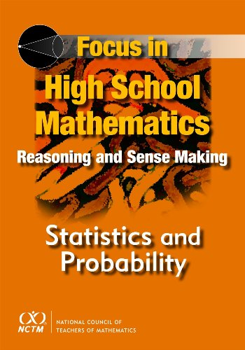 Focus in High School Mathematics: Statistics and Probability