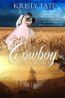 The Cowboy Encounter: a time-travel romance (Witching Well Book 2) by [Tate, Kristy]