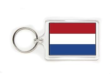 Amazon.com: Países Bajos holandés bandera acrílico de doble ...