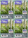 Better Homes and Gardens Pure White Woods Wax Cubes - 4-Pack