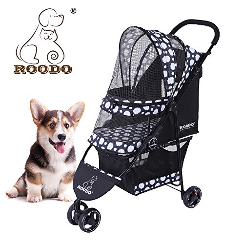 ROODO Lightweight Practical Removable Animals%EF%BC%88Black%EF%BC%89