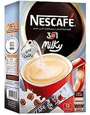NESCAFE 3IN1 Stick Milky Pack of 12x20g