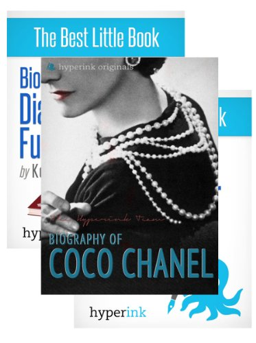 The Ultimate Fashion Star Biography Bundle (Anna Wintour, Coco Chanel, and Diane von Furstenberg)