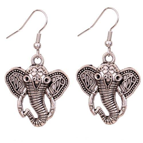 14k Elephant Head - 8