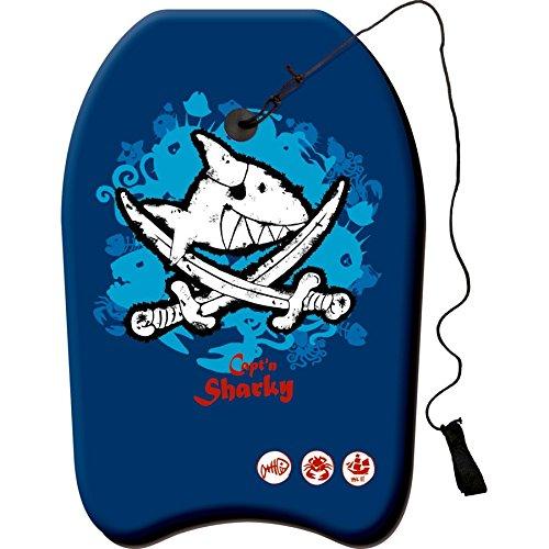 Tabla de BodyBoard del Capitan Sharky