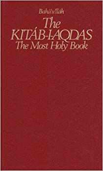 Book The Kitab-I-Aqdas: The Most Holy Book