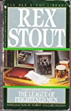 The League of Frightened Men, Rex Stout, 0553259334