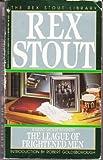 The League of Frightened Men, Rex Stout, 0553259334