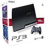 Sony PlayStation 3 Slim Console (160 GB Model)by Sony